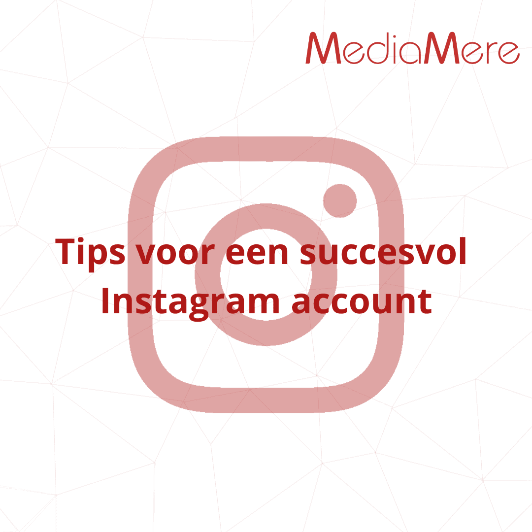 Succesvol Instagram account