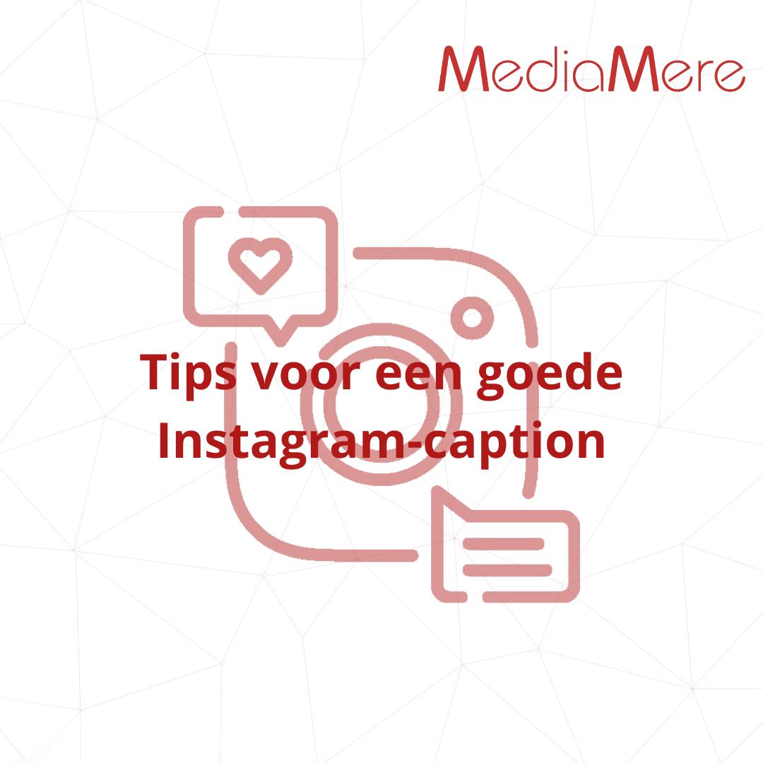 Tips voor een goede Instagram-caption